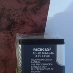 Acumulator Baterie BL-5c PENTRU NOKIA X2-02, Li-ion