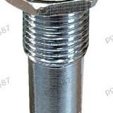 Indicator cu bec, 220V, 20x43mm, galben - 124827