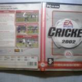 Joc PC - Cricket 2002 ( EA Sports ) - (GameLand - sute de jocuri)