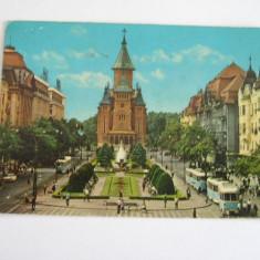 RC - TIMISOARA 15 - Carte Postala Banat dupa 1918, Circulata, Fotografie