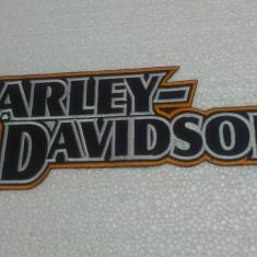 Patch Harley Davison Mare