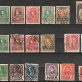 SIAM (Thailanda) - 1920-1943, circulate, MH, Nestampilat