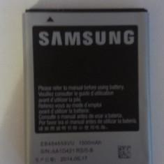 ACUMULATOR ORIGINAL PENTRU TELEFON MOBIL SAMSUNG Omnia W I8350 COD EB484659V EB484659VU, Samsung Galaxy Xcover 2, Li-ion