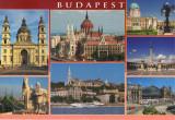 Carte postala Ungaria HU007 Budapesta - Colaj - necirculata  [4]