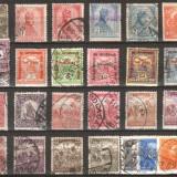 UNGARIA - de la 1900, circulate, MH, Nestampilat