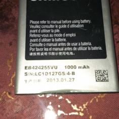 Acumulator Samsung Ch@t 335 EB424255V / EB424255VA / EB424255VK / EB424255VU, Li-ion
