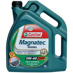 Ulei Castrol Magnatec Diesel 5W40 DPF 5L GERMANIA - Ulei motor