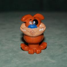 Jucarie figurina Kinder Surprise, caine bulldog din desene animate, MPG DE-010 - Figurina Animale