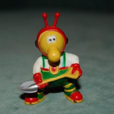 Jucarie figurina Kinder Surprise, Borgmann - Kapt''n Kuck 2 1995, cauciuc tare - Figurina Povesti
