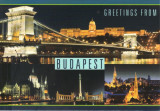 Carte postala Ungaria HU010 Budapesta - Colaj - necirculata  [4]