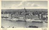 Carte postala Ungaria HU001 Budapesta - Parlamentul - circulata  [9]