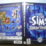 Joc PC - The Sims - Making Magic - Extension pack - (GameLand - sute de jocuri)