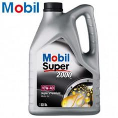 Ulei Mobil Super 2000 X1 10W40 5L - Ulei motor Mobil 1