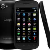 Samsung GOOGLE NEXUS S - Telefon mobil Samsung Google Nexus S, Negru, Neblocat