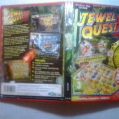 Joc PC - Jewel Quest III - (GameLand - sute de jocuri), Arcade, Toate varstele, Single player