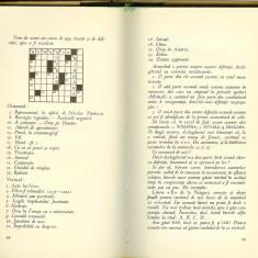 TUDOR ARGHEZI - Scrieri, vol. 30, Cuvinte potrivite si incrucisate