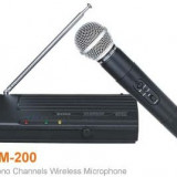Microfon wireless WVNGR SM-200 profesional Wireless