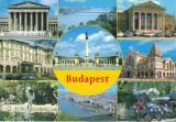 Carte postala Ungaria HU006 Budapesta - Colaj - necirculata  [4]