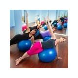 Minge aerobic (gimnastica, fitness, terapeutica) 65 cm