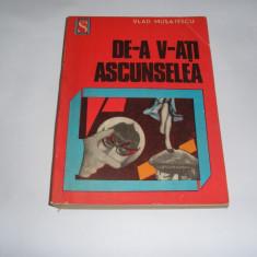 De-a v-ati ascunselea ( jocurile detectivului Conan)-Vlad Musatescu,rf7/2,R16