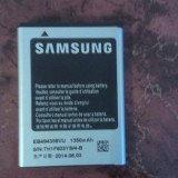 Acumulator Samsung Galaxy Fit S5670 cod EB494358VU produs nou original, Samsung Galaxy Ace, Li-ion