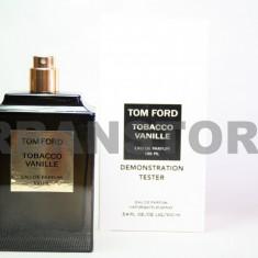 Parfum Tester Tom Ford Tobacco Vanille + Livrare Gratuita! - Parfum barbati Tom Ford, Apa de parfum, 100 ml, Lemnos oriental