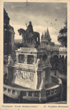 Carte postala Ungaria HU004 Budapesta - Monumentul Sfantului Stefan - circulata  [9]