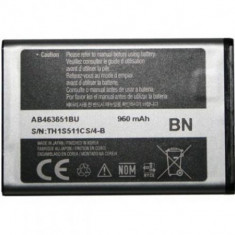 Acumulator Samsung  M7600 Beat DJ cod: AB463651B / AB463651BA / AB463651BE / AB463651BEC / AB463651BU
