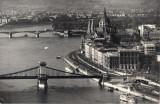Carte postala Ungaria HU005 Budapesta - Parlamentul si Dunarea - circulata  [4]