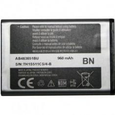 Acumulator Samsung  S5610 cod: AB463651B / AB463651BA / AB463651BE  / AB463651BU