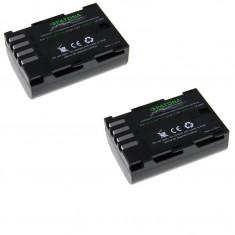 1 PATONA | 2 Acumulatori PREMIUM pt Panasonic Lumix DMW-BLF19 BLF19E | 2000mAh - Baterie Camera Video