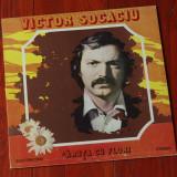 Disc vinil ( vinyl , pick-up ) - Victor Socaciu - Caruta cu flori !!!