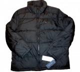 Geaca Tommy Hilfiger iarna - barbati XL-100% AUTENTIC, Negru, Tommy Hilfiger