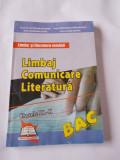 LIMBA SI LITERATURA ROMANA LIMBAJ COMUNICARE LITERATURA CLASELE IX-X