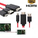 MHL Micro USB 11pin to HDMI HDTV Samsung Galaxy S4 i9500,Samsung Galaxy S3 i9300,Samsung Galaxy S4,Samsung Galaxy Note 2 II N7100,Samsung Galaxy Note
