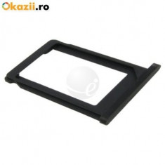 Suport sim tray iPhone 3GS negru