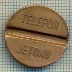 JETON 275 PENTRU COLECTIONARI - PTT(POSTA-TELEFON-TELEGRAF) - TELEFON -JETONU - TURCIA -STAREA CARE SE VEDE - Jetoane numismatica