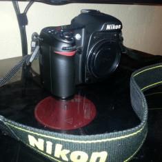 Nikon D80 +Nikon 50 mm f1.8+Sigma 17-70+Blitz SB 600 - DSLR Nikon, Kit (cu obiectiv), 10 Mpx, HD