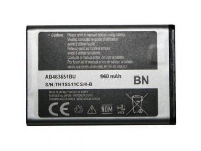 Acumulator Samsung S5260 Star II cod: AB463651B / AB463651BA / AB463651BE / AB463651BEC / AB463651BU foto