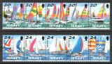 JERSEY - 1998, yachting, nestampilate, MNH, Nestampilat
