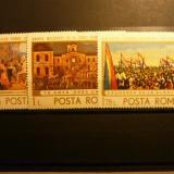 VOC 1968 LP687 Semicentenarul Unirii Transilvaniei cu Romania MNH - Timbre Romania, Nestampilat