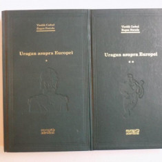 URAGAN ASUPRA EUROPEI, VOL. I - II de VINTILA CORBUL, EUGEN BURADA, 2009 - Roman