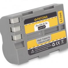 PATONA | Acumulator compatibil Nikon EN-EL3 ENEL3 EN-EL3e ENEL3e | 1300mAh - Baterie Aparat foto PATONA, Dedicat