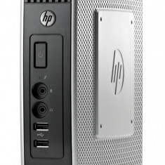 PC Desktop HP - T510 (micro, 1, 5 kg), 4GB Ram, 32GB Flash Drive Kingston - NOU! - Sisteme desktop fara monitor HP, Intel Centrino, 1001- 1500Mhz, Sub 40 GB