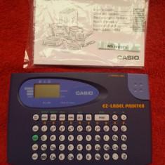 Imprimanta termica / Aparat etichetat - Casio KL-60 - Imprimanta termice