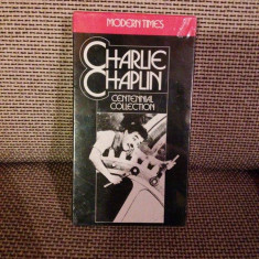 Charlie Chaplin-Modern Times (VHS) - Film Colectie fox, Caseta video, Altele
