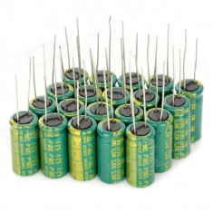 3300uF 6, 3V - Condensator