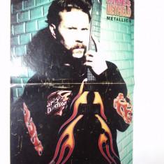 Afis / Poster METALLICA - James Hetfield