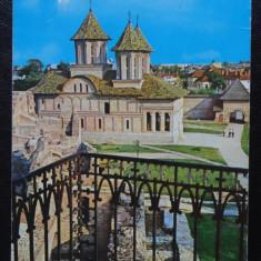 Vedere/Carte postala - RPR - Targoviste - Biserica Domneasca - Carte Postala Banat dupa 1918
