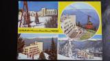 Vedere/Carte postala - RPR  -  Sinaia - Stampila - Esperanto - Timisoara